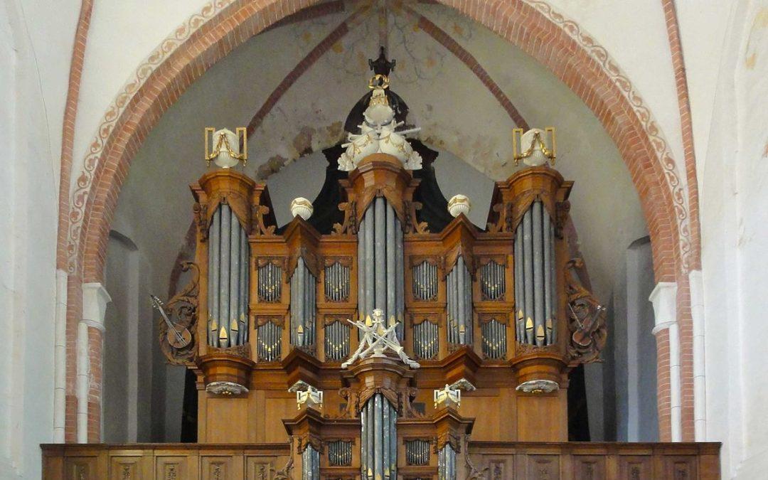 Zaterdag 25 mei: Orgelexcursie naar Schnitger-orgels