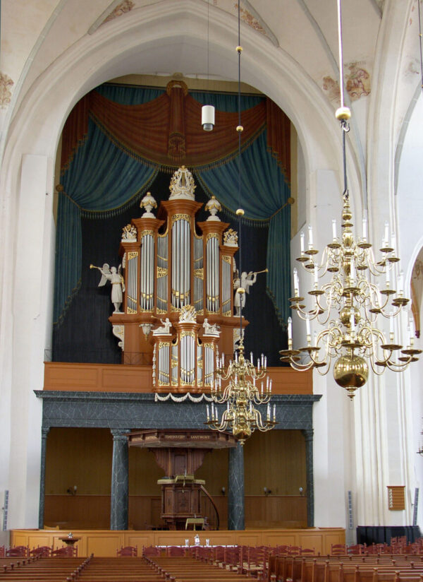 Afbeelding kerk Harderwijk